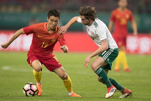 China v Wales - 2018 China Cup International Football Championship