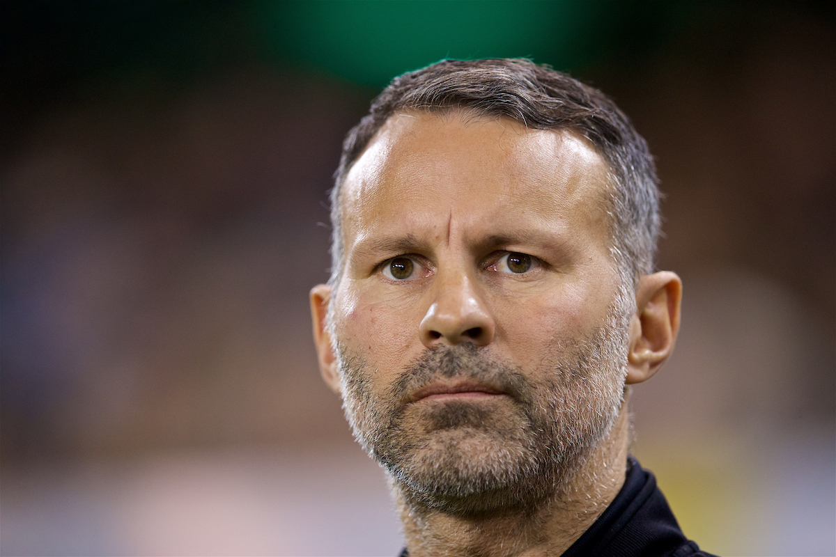 Ryan Giggs speaks at the squad announcement ahead of Denmark andAlbania
